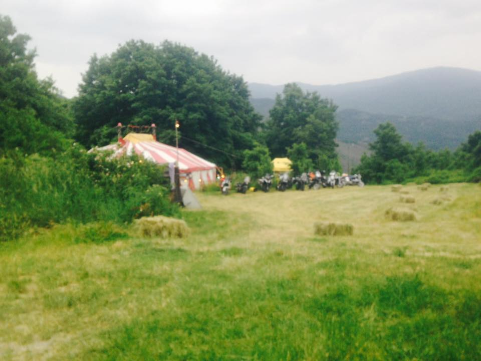 Travellers Camp 2016