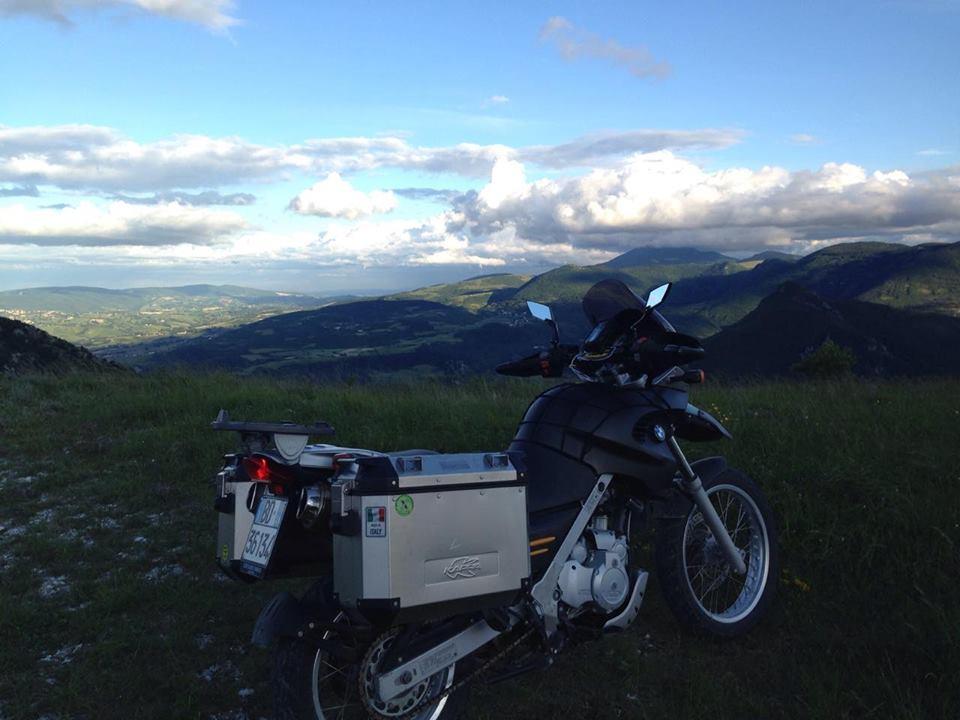 La Motorella - Week-end Piovoso