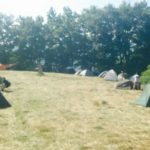 Travellers Camp 2016 bivacco