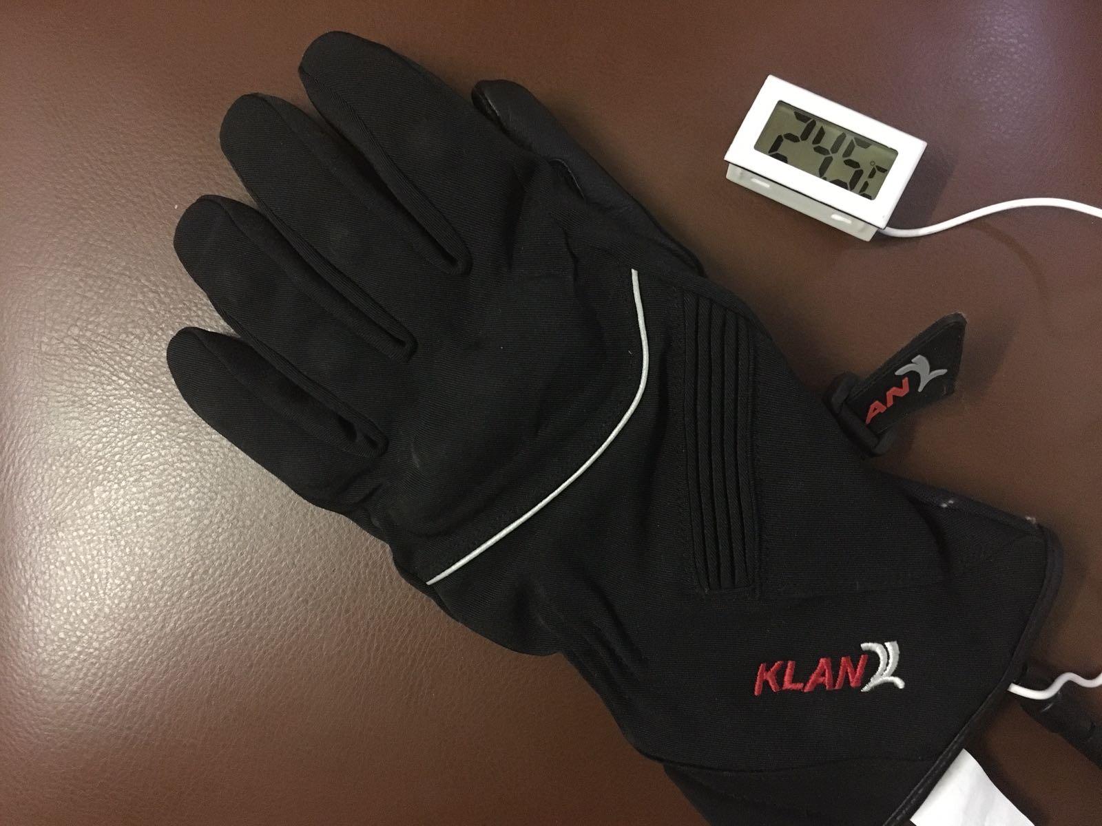 guanti KLAN EXCESS PRO K-GRt-0060 unboxing