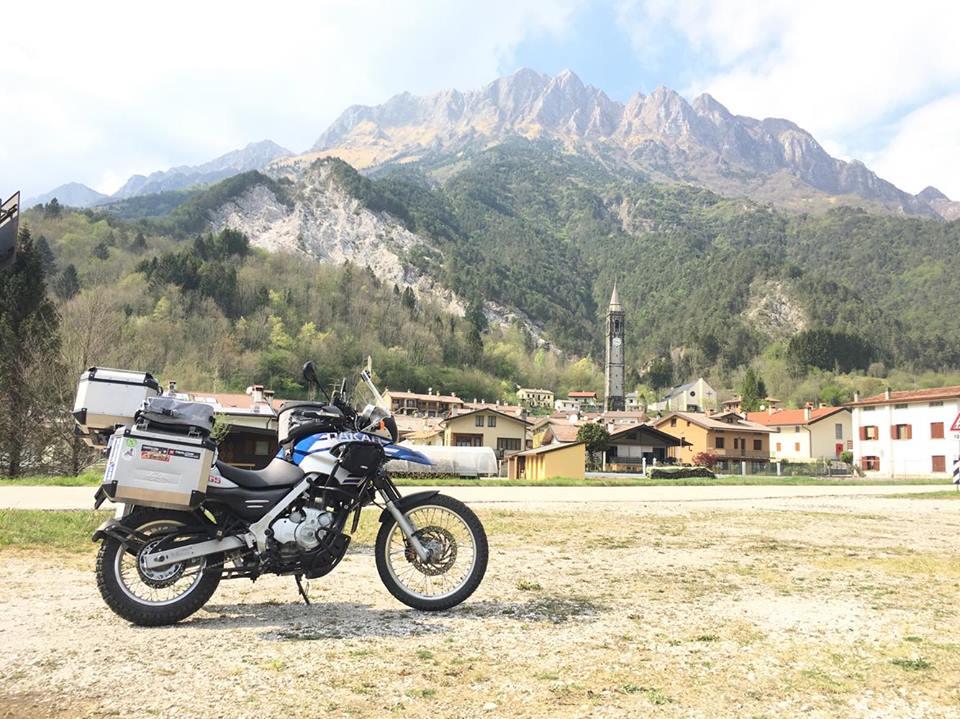 Viaggio Verso Caponord - PocaAderenza