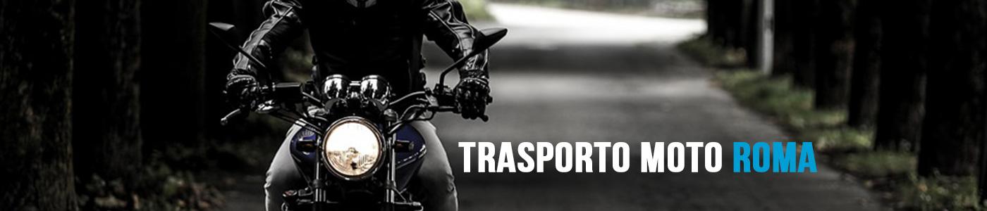 Trasporto moto roma
