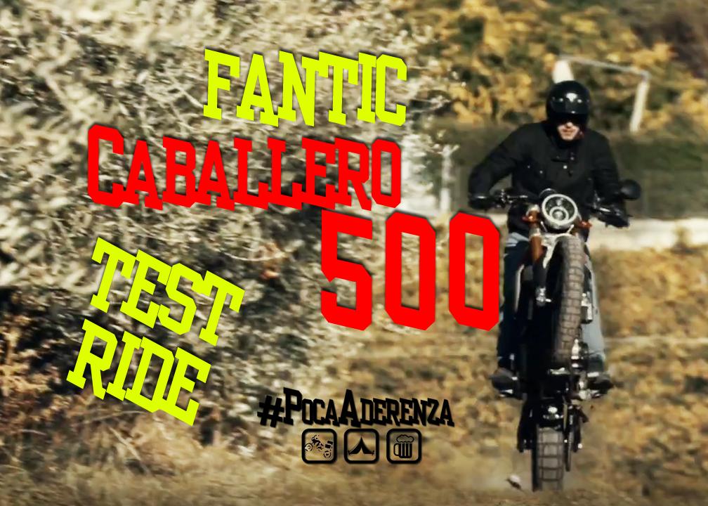 Fantic Caballero 500