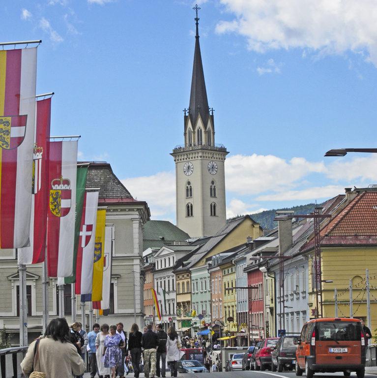Villach centro
